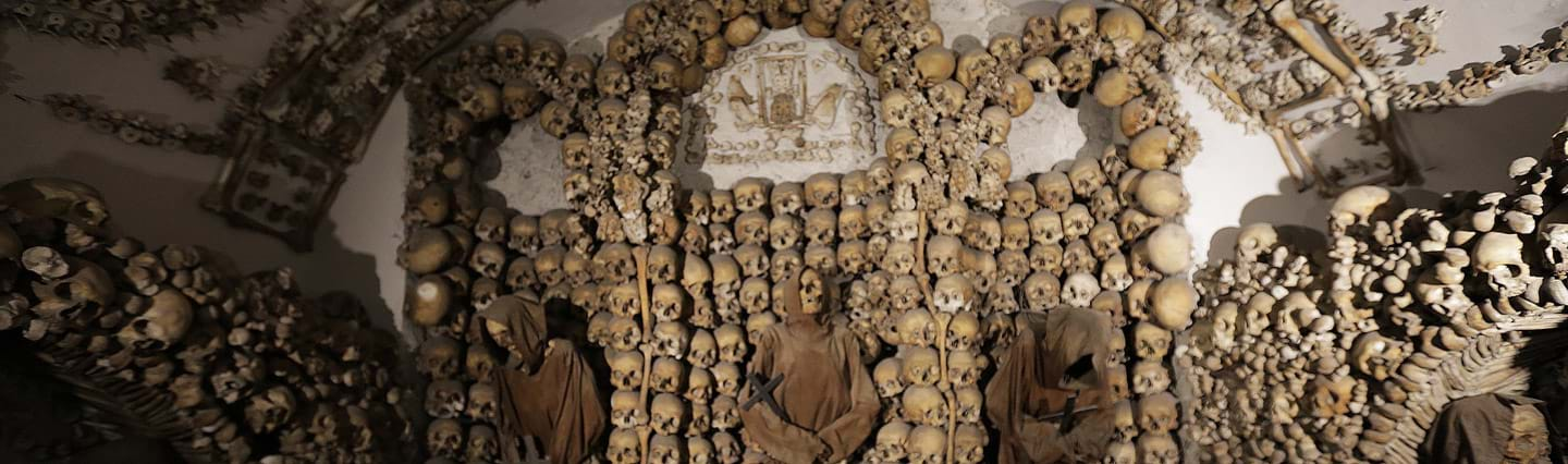 Crypts and Catacombs Tour
