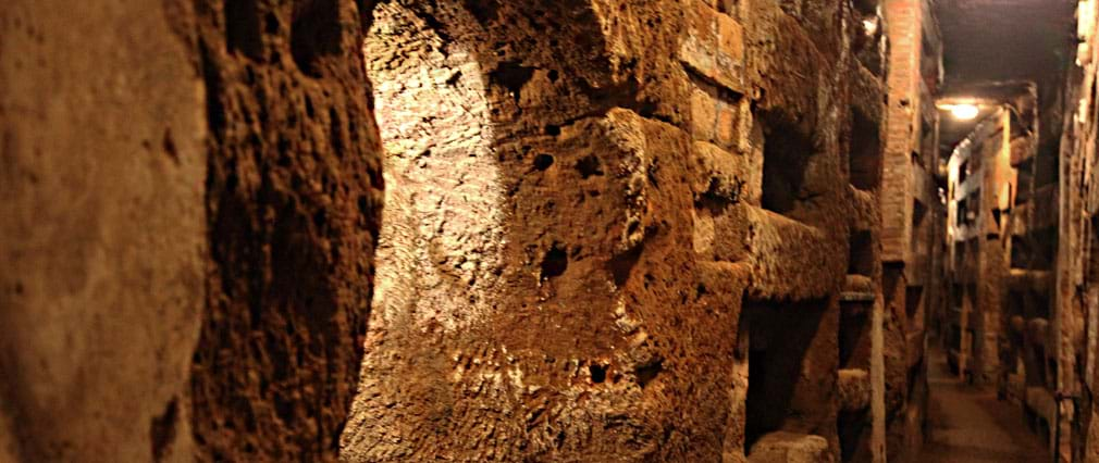 Crypts and Catacombs of Rome Tour