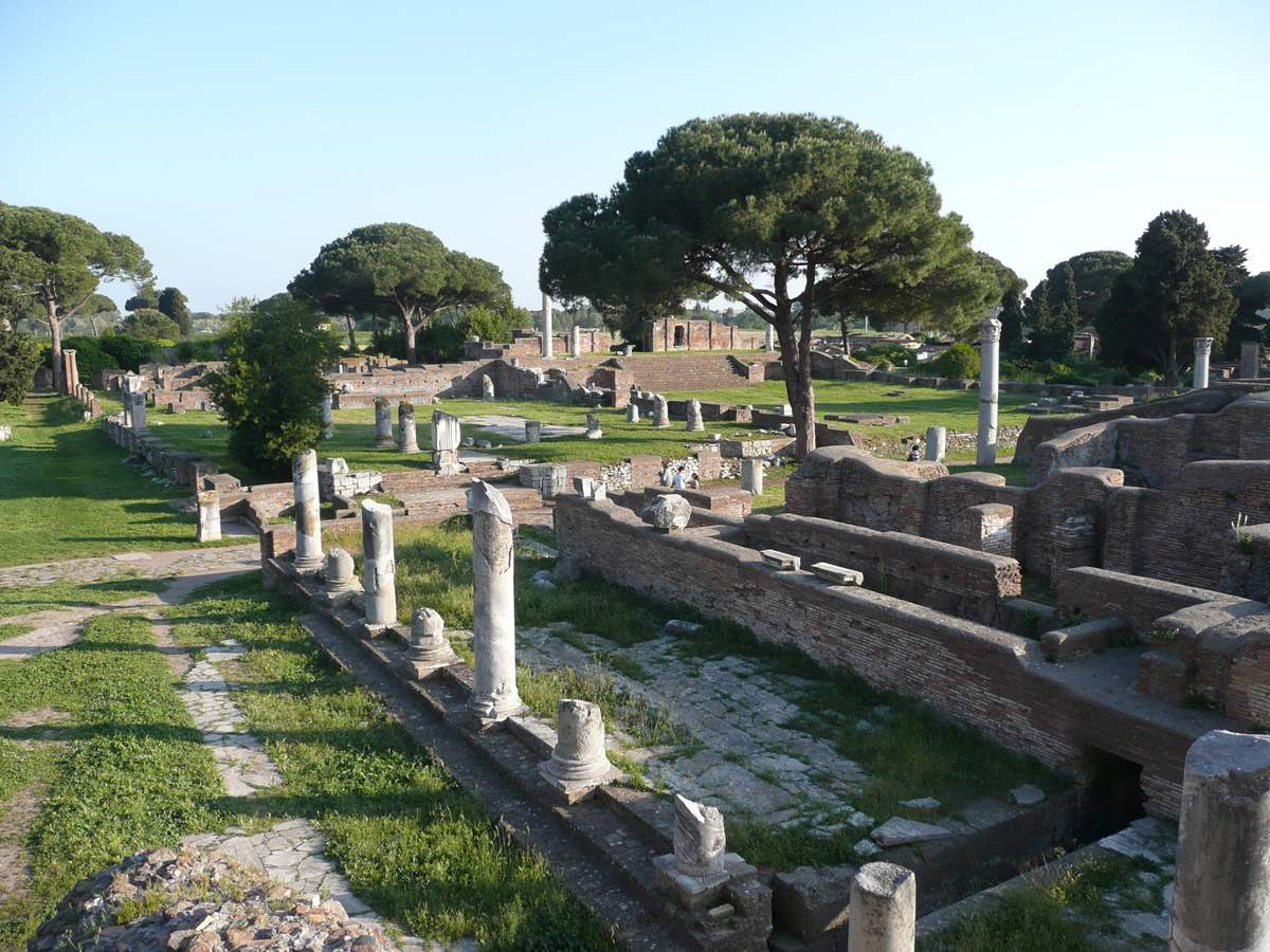 Half Day Ancient Ostia Ruins Tour from Rome