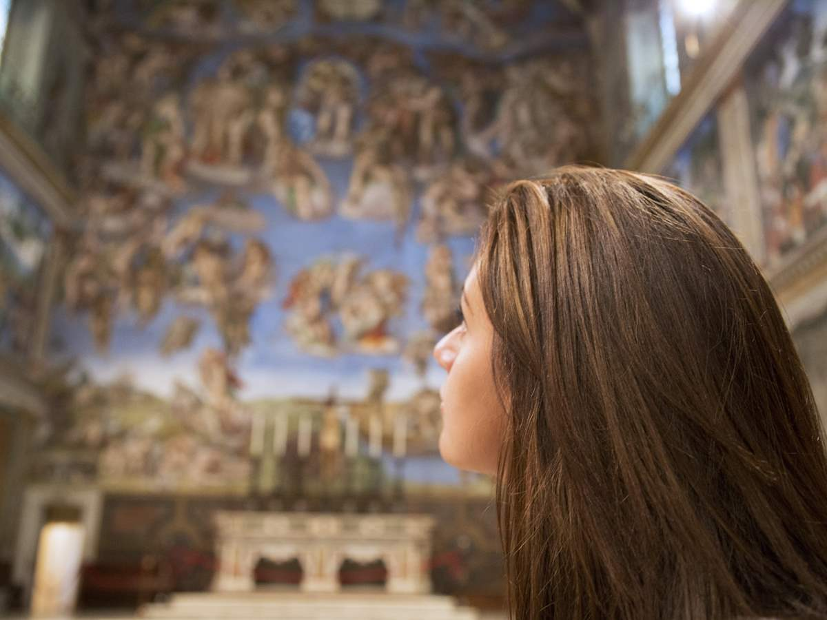 Semi-Private Sistine Chapel, Vatican Museums and St. Peter's Basilica Tour
