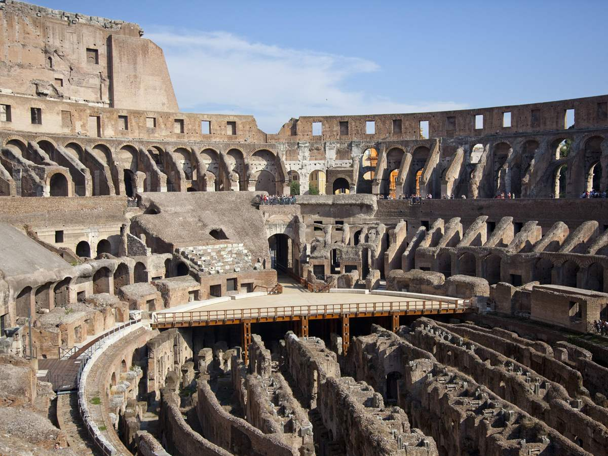 Draw Floor Plan Private Colosseum Tours Dark Rome Tours