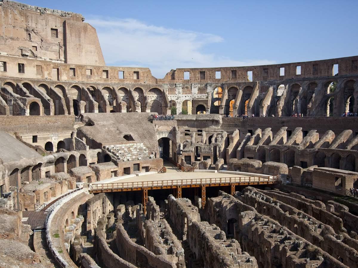 Roman Colosseum Private Tours