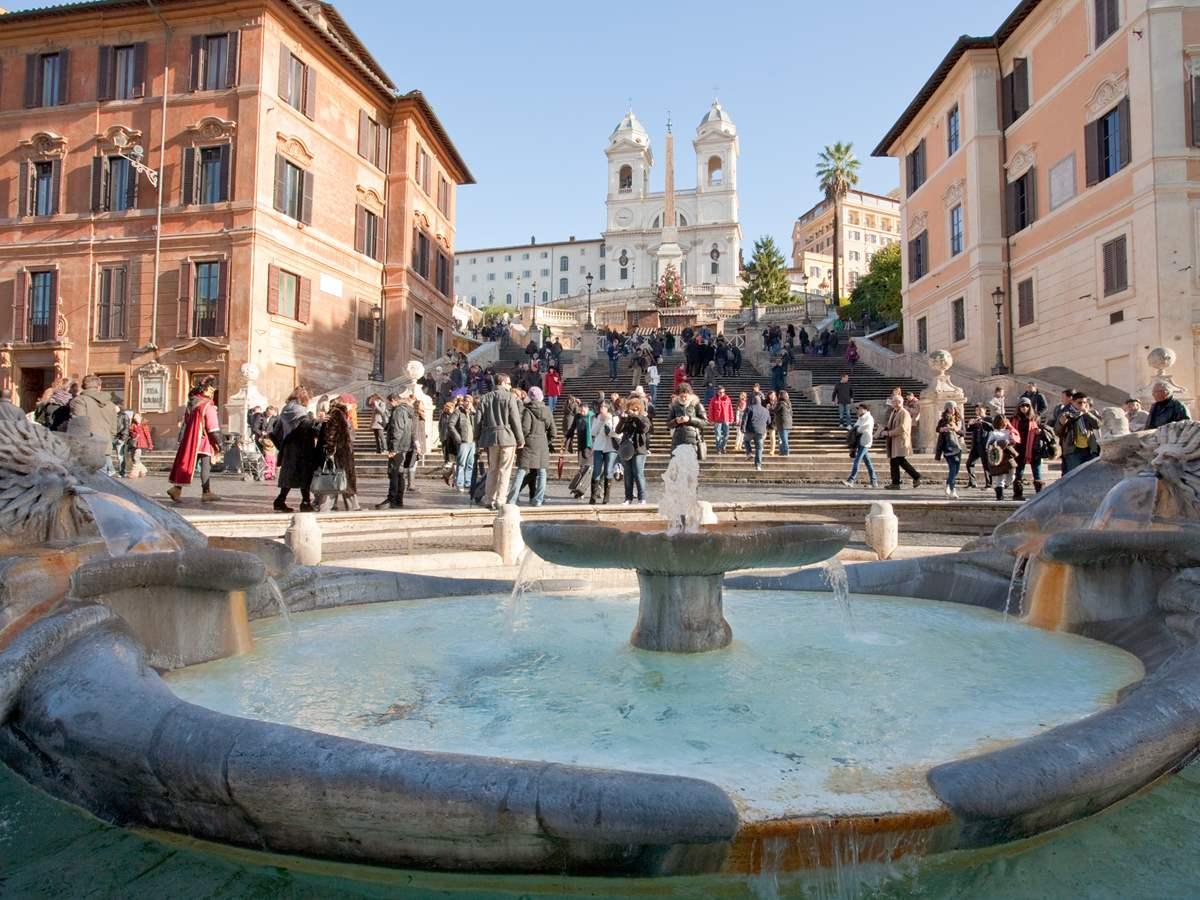 Private Full Day Major Sites of Rome Shore Excursion from Civitavecchia