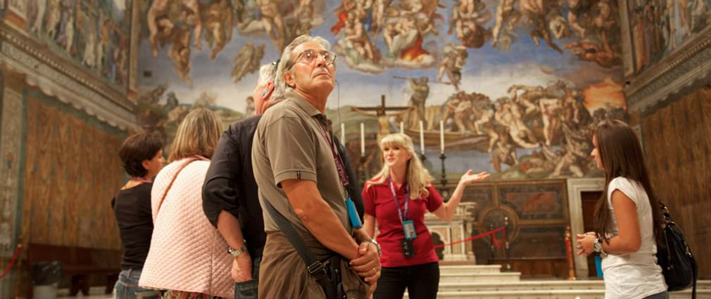 VIP Vatican, Private Sistine Chapel & Secret Rooms Tour