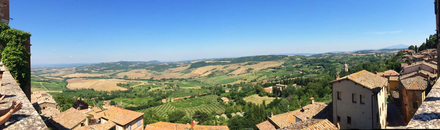 Full Day Tuscany from Rome including Brunello Wine Tasting and Gourmet Lunch