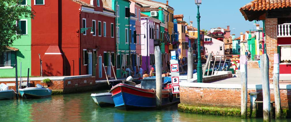 Murano Glassblowing & Burano Lacemaking Half-day Excursion