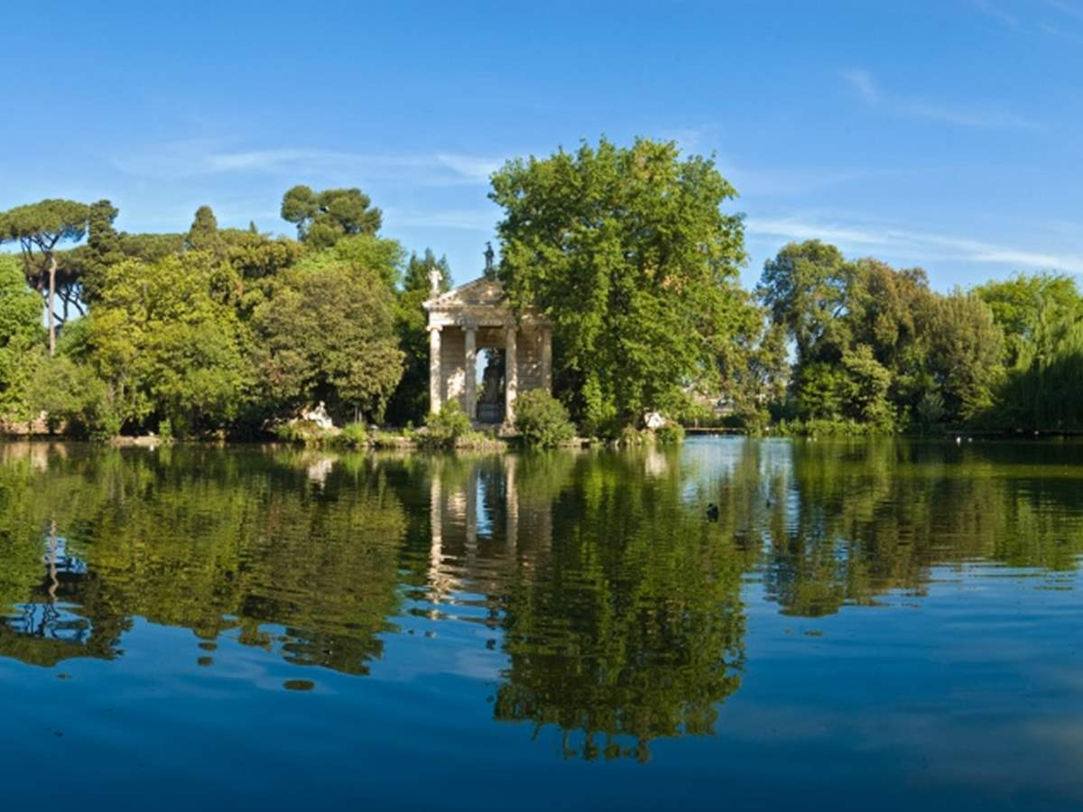 Private Borghese Gallery and Gardens Tour