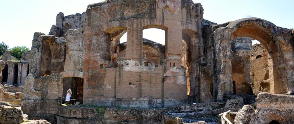 Tivoli Tour from Rome with Hadrian's Villa & Villa d'Este