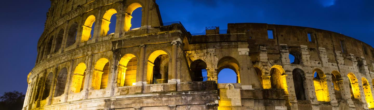 Colosseum Underground Evening Tour with Arena Floor and Roman Forum Highlights