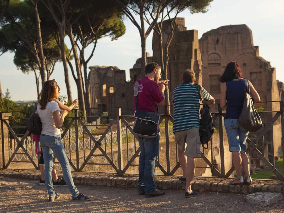 Colosseum for Kids Family Tour