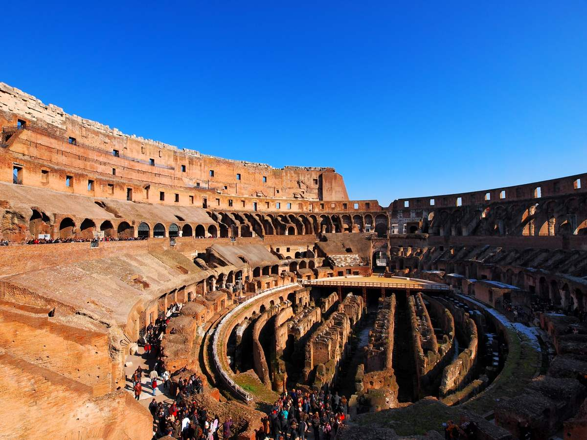 Vatican And Colosseum Tours In A Day Dark Rome Tours