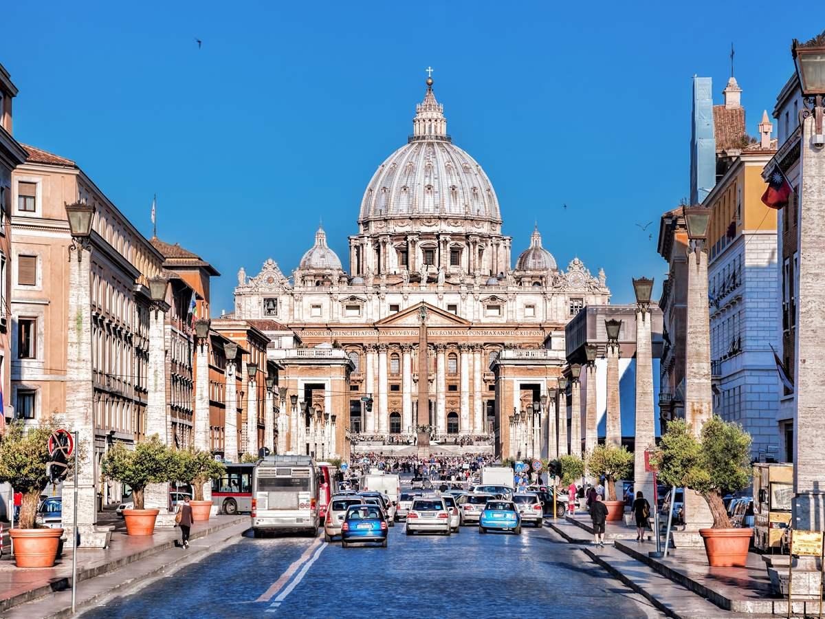 visite le vatican et le colisee dark rome tours. Black Bedroom Furniture Sets. Home Design Ideas