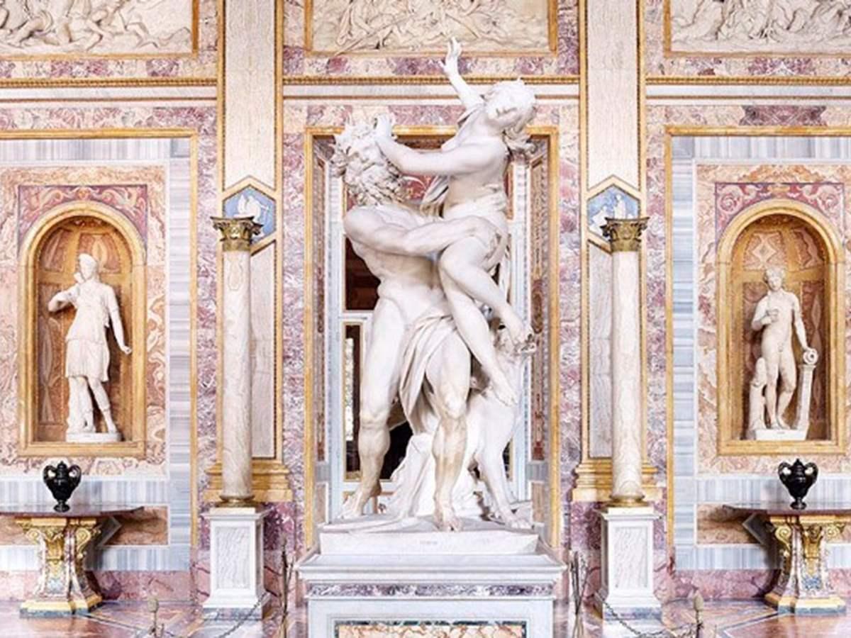 Eintrittskarten zur Galleria Borghese
