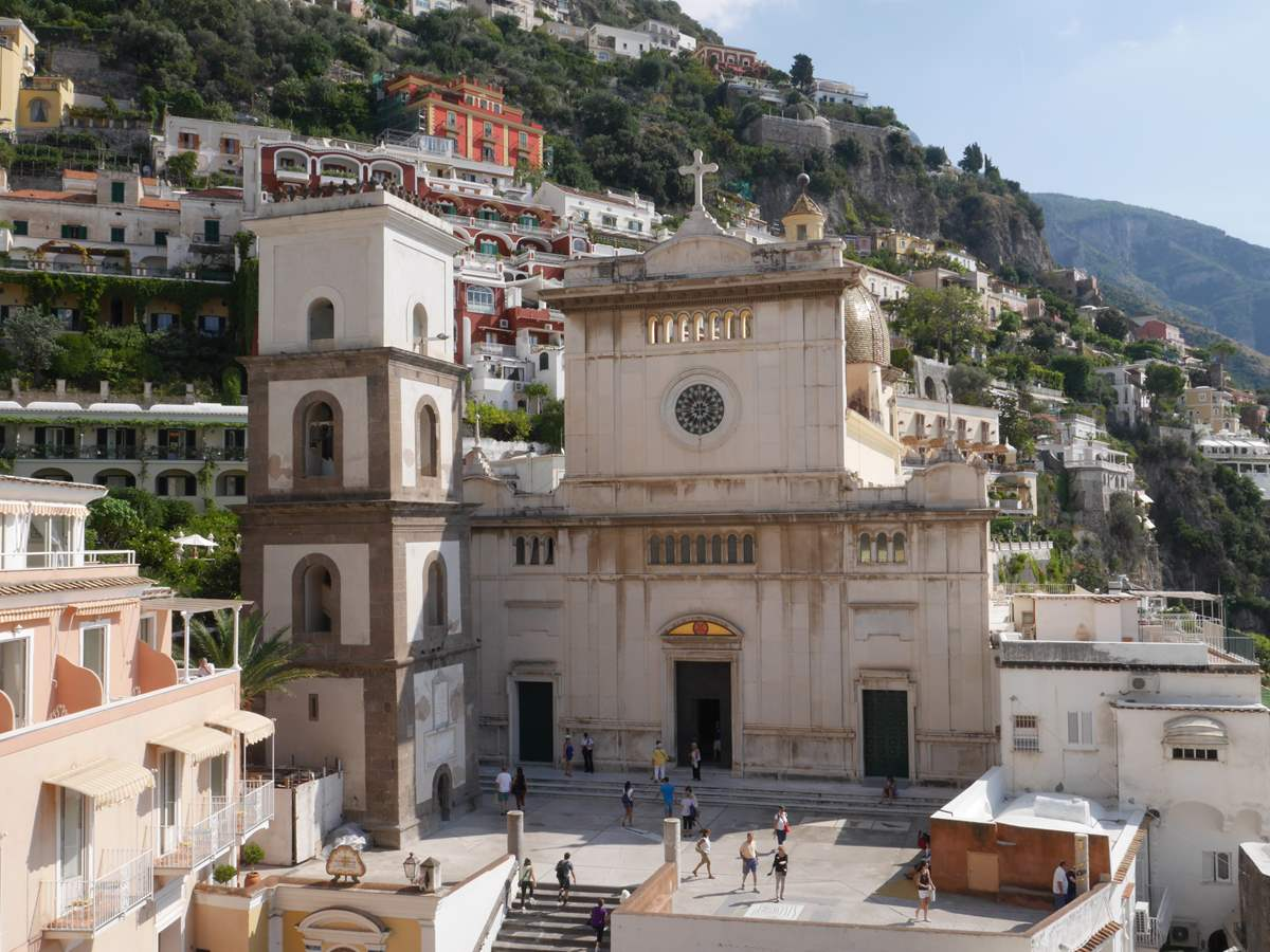 VIP Amalfi Coast Tour from Rome by High-Speed Train