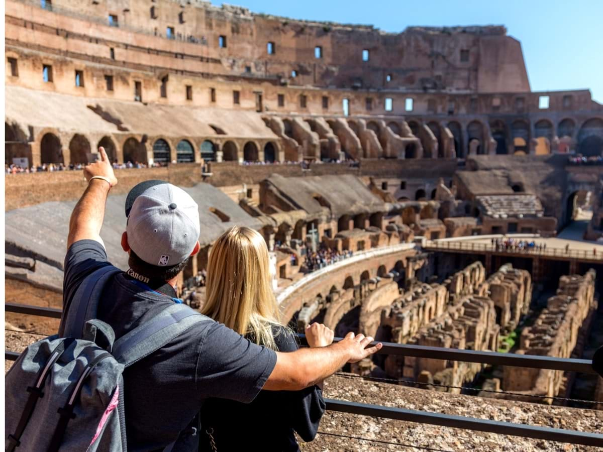 Colosseum Skip The Line Just Tickets