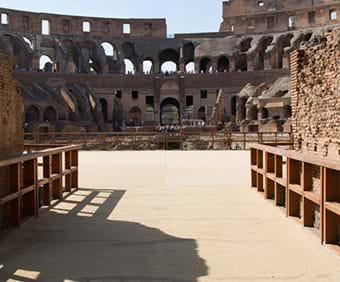Skip The Line Coliseum Underground Tours