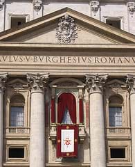mass at the Vatican