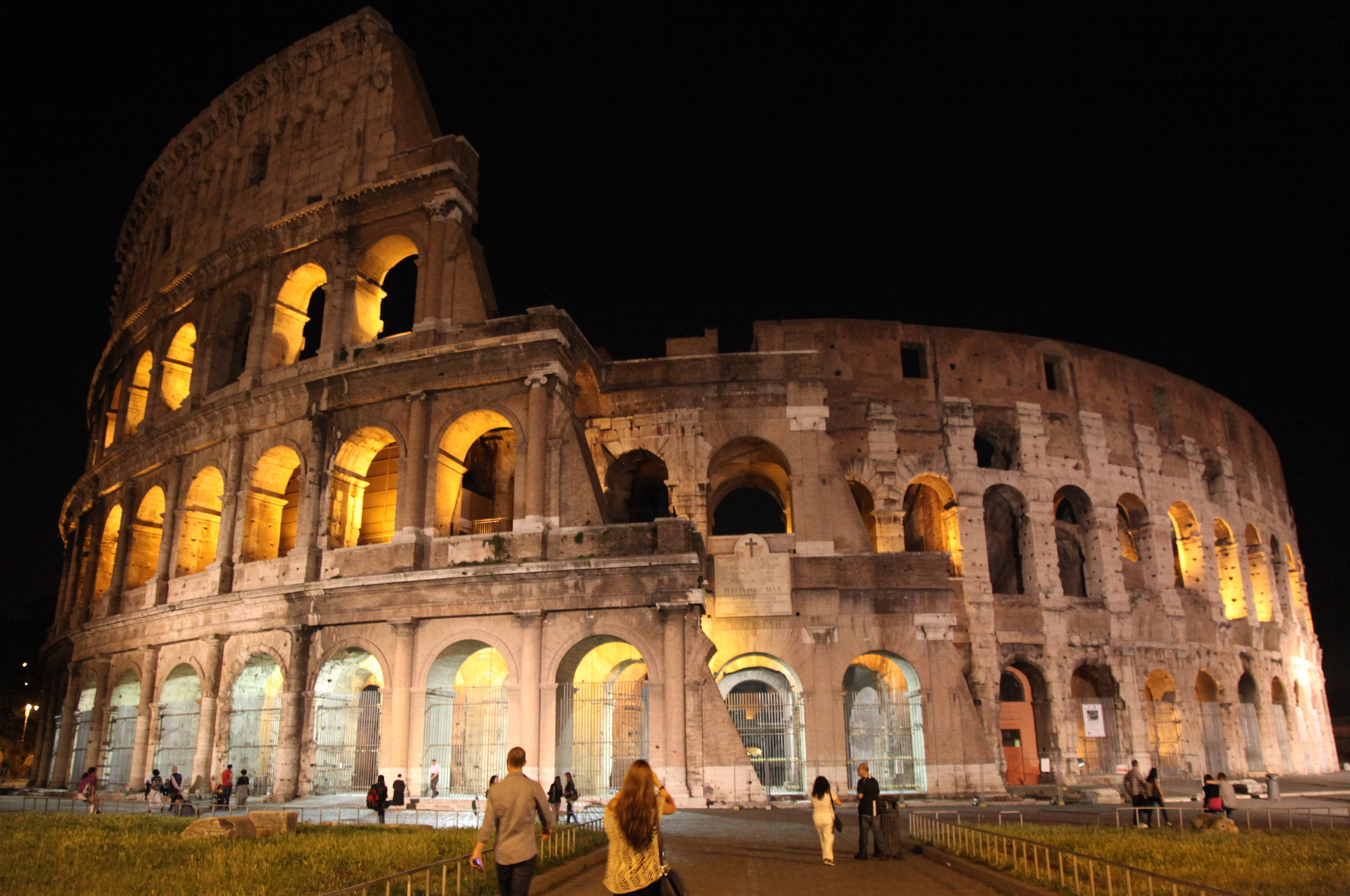 Skip The Line Colosseum Official Guided Tour