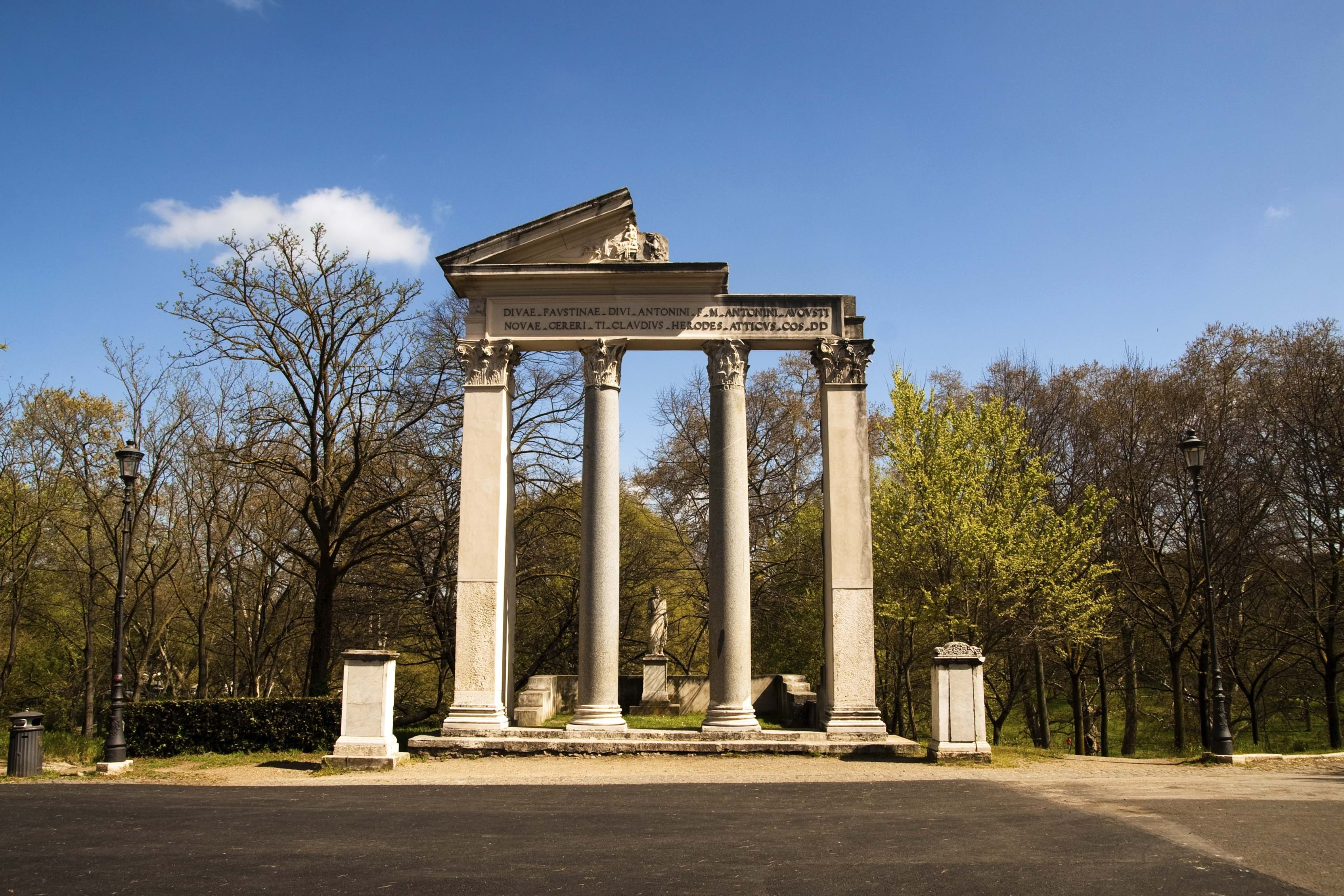 Borghese Tour with Gallery & Gardens - Dark Rome