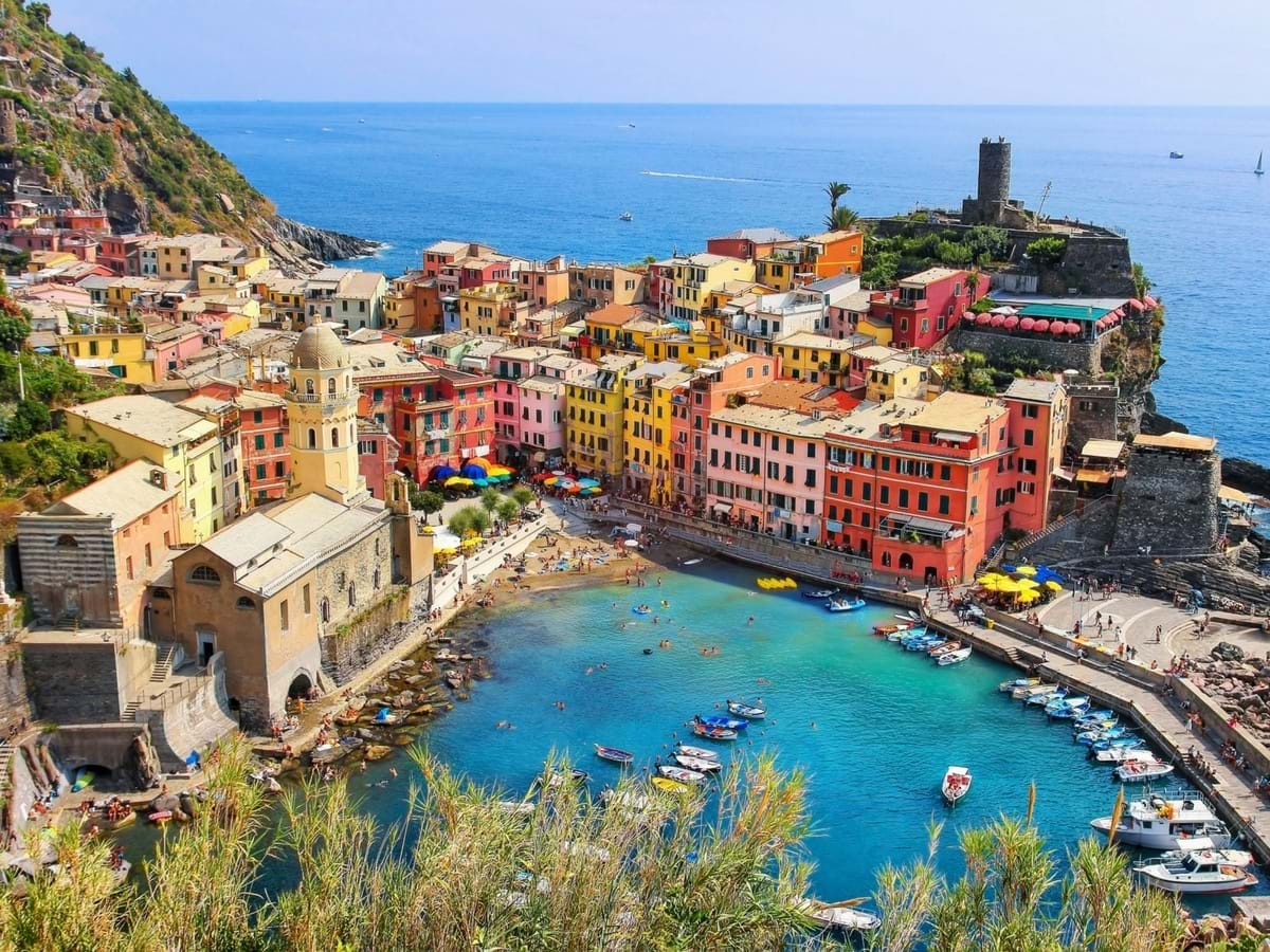 Italian Florence: Cinque Terre And Portovenere From Florence In One Day